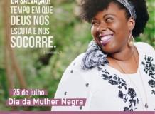CAMPANHA   Por um lar sem violências! - Mulheres Negras