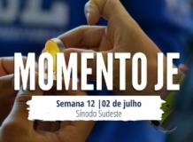 Momento JE/12 - Momento de Oração da Juventude Evangélica (JE)