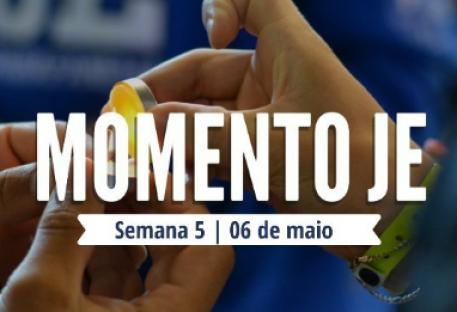 Momento de Oração da Juventude Evangélica 5 - Sínodo Planalto Rio-Grandense