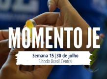Momento de Oração da Juventude Evangélica 15 - Sínodo Brasil Central