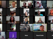 Encontro virtual das Lideranças da OASE do Sínodo Mato Grosso