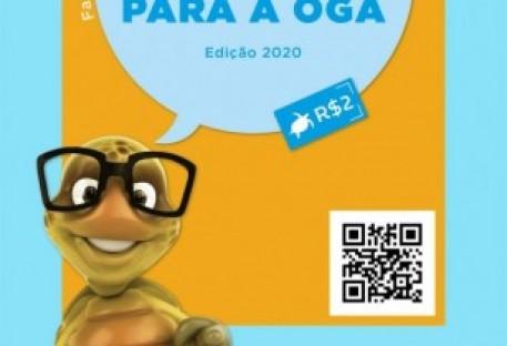 """Participe da campanha """"Doe uma tartaruga para a OGA"""""""