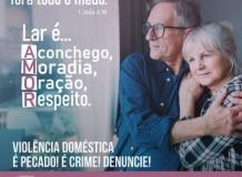 CAMPANHA   Por um lar sem violências!