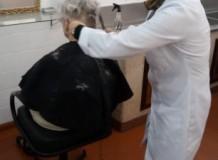 Pandemia altera rotina do Lar Elsbeth Kohler em Blumenau/SC