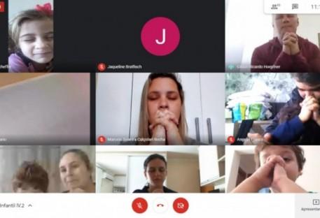 Pastoral escolar faz diferença nas ações virtuais das escolas
