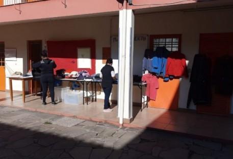 Campanhas de doação de alimentos, roupas e materiais de higiene acontecem nas instituições da CEPA