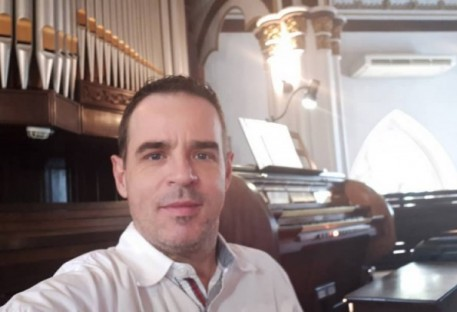 Roberto Rossbach assume coordenação de Música no Sínodo Vale do Itajaí