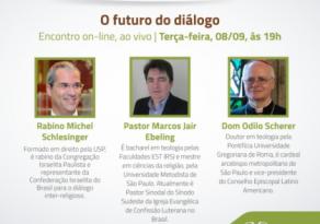 O Futuro do Diálogo - Ciclo de debates sobre ética e seus desafios