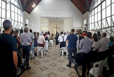 Culto: 14º Domingo após Pentecostes - Paróquia Vale do Paraíba, São José dos Campos/SP - 06/09/2020