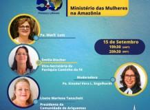 [Live] Ministério das Mulheres na Amazônia