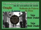14º Domingo após Pentecostes - Erval Seco/RS