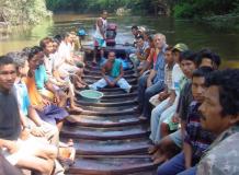 Contando a nossa história - Trabalho junto aos Povos Indígenas na Amazônia