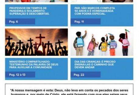 Joinville Luterano. Ano XX - Número 121 - Setembro 2020