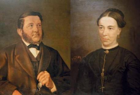 O Primeiro Pastor Luterano da Colônia de Blumenau, Oswald Rudolf August Hesse