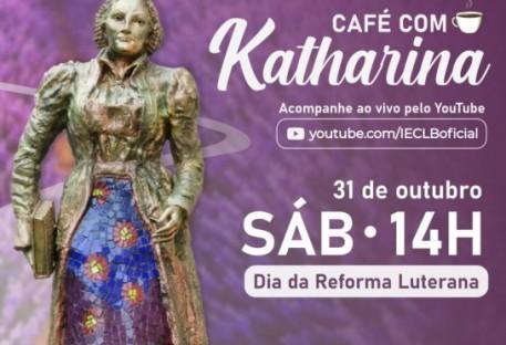 [Live] Café com Katharina