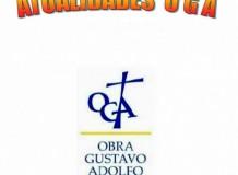 Atualidades Obra Gustavo Adolfo (OGA) - 2020