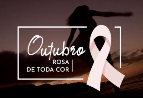 Campanha Outubro Rosa de toda a cor na IECLB - Testemunho de Lucilea Tressmann