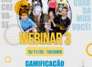 Projeto Colaborativo do Ensino Confirmatório - Webinar sobre gamificação