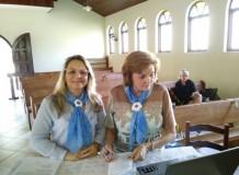 Mulheres interagem em Assembleia on-line