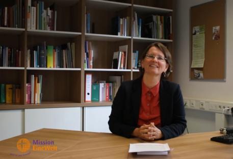 Saudação da Dra. Gabriele Hoerschelmann - Missão UmMundo