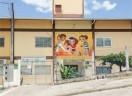 Creche da Comunhão Martim Lutero ganha painel na fachada