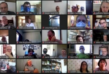 23ª Assembleia Sinodal foi de forma virtual