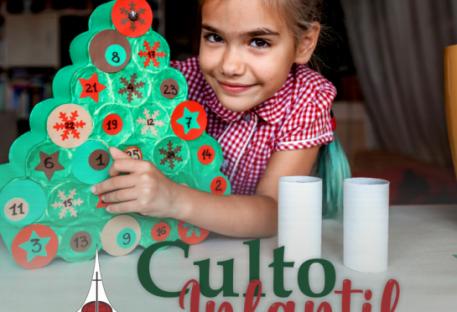 Culto Infantil - 1º. Domingo de Advento 2020