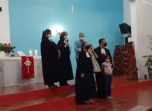 Culto de 503 anos da Reforma e Entrega da Cruz ao Pastor Vice-Sinodal Robson Hasse