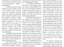 Celebrações Advento e Natal 2020 do Sínodo Uruguai