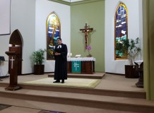 Pastor Ednilson Clemente assume em São Bento do Sul/SC