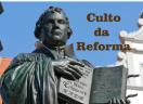 Culto da Reforma 2020 - Sínodo Nordeste Gaúcho