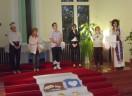 Culto de Lançamento do Lançamento do Tema do Ano 2012!!