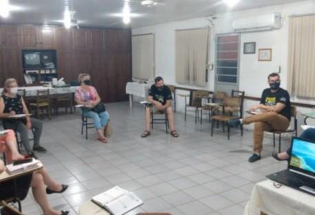 Paróquia de Parobé/RS e projeto Igreja e Sustentabilidade