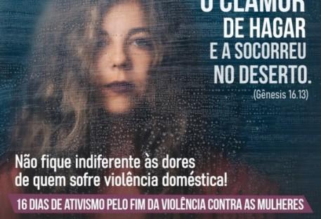 CAMPANHA   Por um lar sem violências! - Cartões e áudios