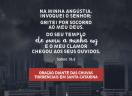 Oração diante das chuvas torrenciais em Santa Catarina – 17 de dezembro de 2020