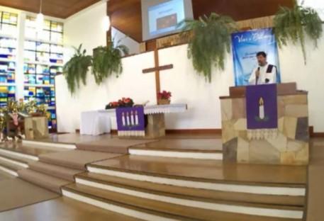 Instituto Ivoti celebra culto de Advento