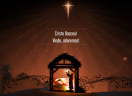 Natal de paz e luz