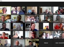 Encontro virtual de ministros/as do Sínodo Sul-Rio-Grandense