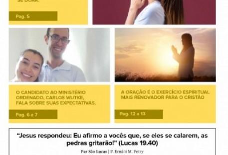 Joinville Luterano. Ano XXI - Número 125 - Março 2021