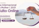 Culto Online do Dia Internacional da Mulher 2021