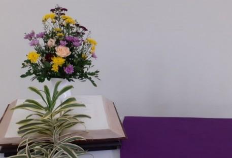 Domingo de Ramos - Culto 28/03/2021 Paróquia Bom Samaritano Ipanema, Rio de Janeiro/RJ