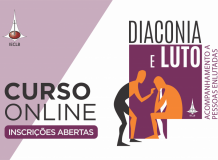 Inscrições abertas para o curso online Diaconia e Luto - Acompanhamento a pessoas enlutadas