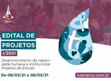 EDITAL DE PROJETOS I/2021 - Desenvolvimento da capacidade humana e institucional - Projetos de Estudo