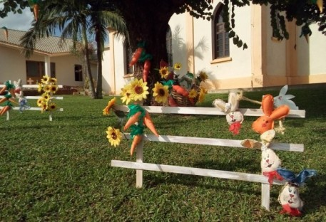 Páscoa em Mato Leitão/RS