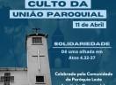 Culto: 2° Domingo da Páscoa - Paróquia Leste, Ferraz de Vasconcelos/SP - 11/04/2021