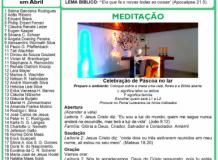 Boletim Arco-íris - Abril de 2021 - Paróquia do ABCD, Santo André/SP