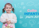 Culto Infantil Especial: Páscoa 2021   IECLB