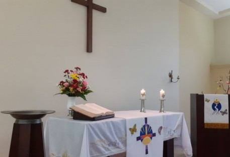 Acolhimento e comunhão - Culto 11/04/2021 Paróquia Bom Samaritano Ipanema, Rio de Janeiro/RJ