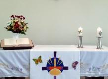 A paz de Cristo - Culto 18/04/2021 Paróquia Bom Samaritano  Ipanema, Rio de Janeiro/RJ