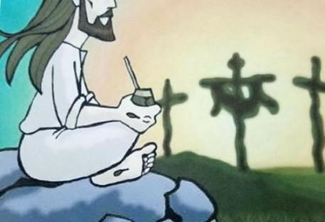 Jesus quer transforma as situações onde reina a morte em nossa vida, em situações renovadas.